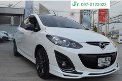 Mazda 2 Maxx Elegance (Racing Edition) ปี: 2015