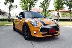 Mini Cooper (ปี 2016) F56 Hatch 1.5 AT Hatchback ราคา 1,790,000 บาท