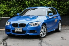 2013 BMW 116i Msport Package