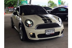 2013 Mini Cooper S Coupe R58