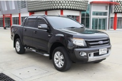 Ford Ranger 3.2 DOUBLE CAB (ปี 2013) WildTrak Pickup AT