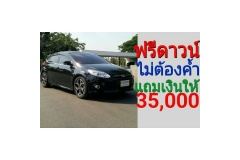 ขายรถเก๋ง FORD FOCUS Focus 2.0L Ti-VCT GDi Sport+PowerShift AT ปี 2015