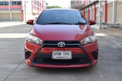 Toyota Yaris 1.2 (ปี 2014) J Hatchback AT