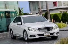Mercedes-Benz E 300 Bluetec 2014