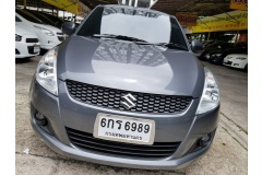 SUZUKI SWIFT ECO, 1.25 GA ปี17AT