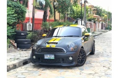 2012 Mini Cooper 1.6 r58 Coupe S Coupe JCW AT ตัว Top สุดพิเศษ