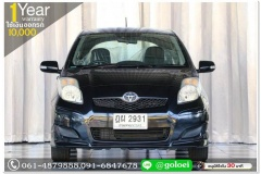 TOYOTA YARIS 1.5E Limited 2010 ออกรถ 10,000 บ.