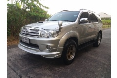 🏁2009 Toyota Fortuner 3.0 V AT ตัว TOP ขับ 4