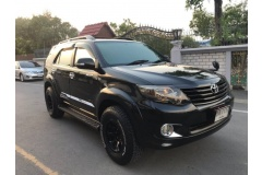 2012 TOYOTA FORTUNER, 2.7 V AT