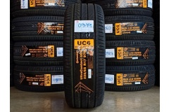 CONTINENTAL ULTRACONTACT UC6 225/55R17 97W (ปี19)