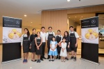 Mercedes-Benz จัดกิจกรรม The Cooking for Fun Workshop: Chigiri Bread
